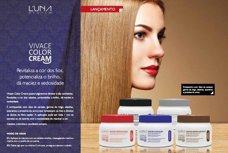 Compre aqui http://www.qualityluna.com.br/mascara-tonalizante-luna-system