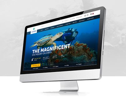 "Check out new work on my @Behance portfolio: ""Website Wakatobi Dive Resort"" http://be.net/gallery/51610367/Website-Wakatobi-Dive-Resort"