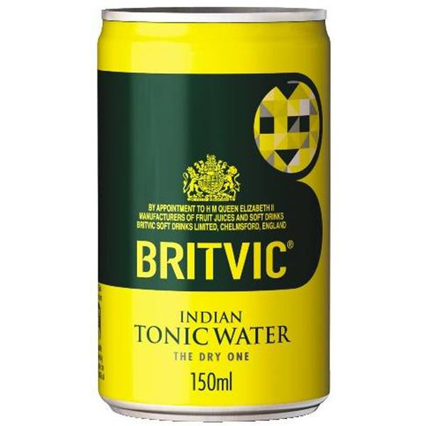 Beverages - Aerated Drinks - Britvic Low Calorie Tonic Water drink 150 ml