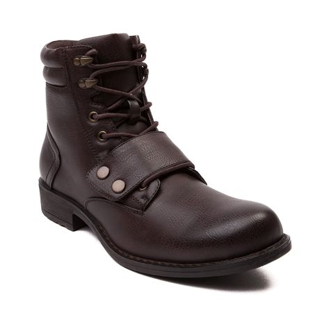 Shop for Mens Steve Madden M-Puckk Boot in Brown at Journeys Shoes. Shop