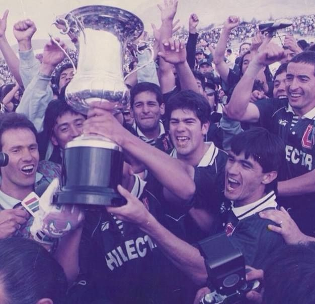 Universidad de Chile - Campeon 1994