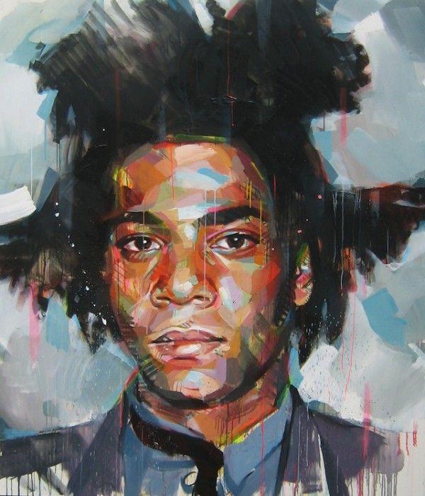 Jean-Michel Basquiat by Pascal Vilcollet