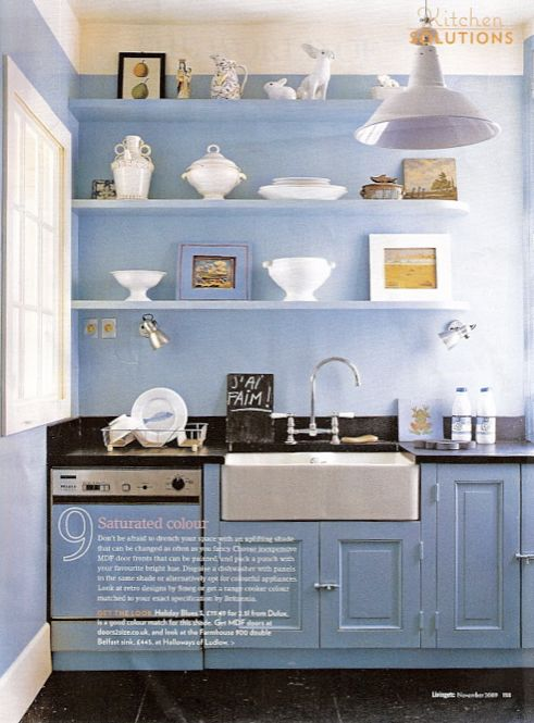 Top 25+ Best Light Blue Kitchens Ideas On Pinterest