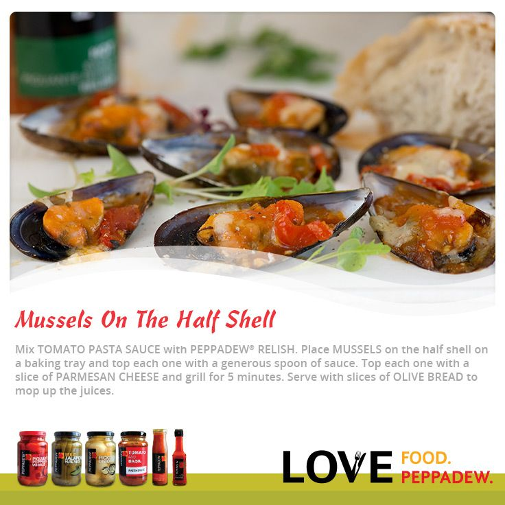 Mussels are on the menu this festive season!