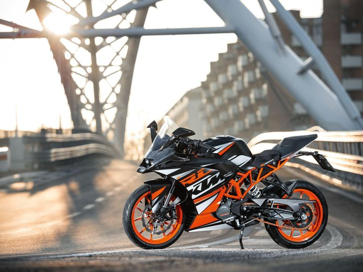 KTM RC125 DELIVERIES COMMENCE IN INDIA ~ Autonexa