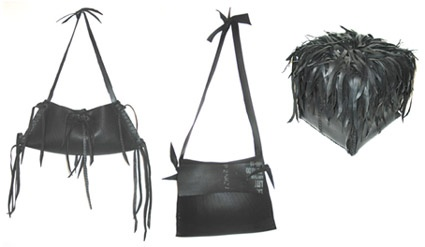 Recycled Tyres Bags and Furniture by Mecha : TreeHugger