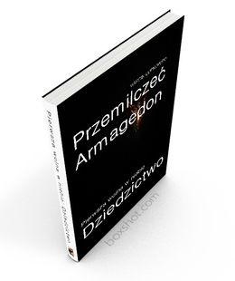 Wydanie drugie Przemilczeć Armagedon. Pierwszej takiej powieści o aniołach i niebie :: Wydawnictwo PROFIT Innowacja w formie i treści