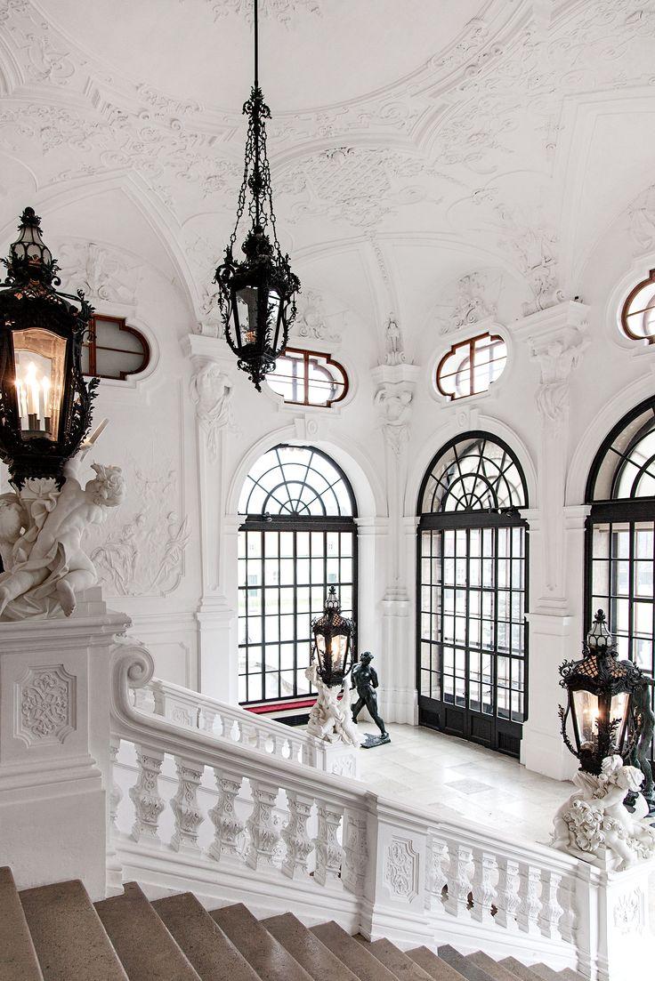 Belvedere, Vienna - Ph. Mattia Aquila www.aquilamattia.it