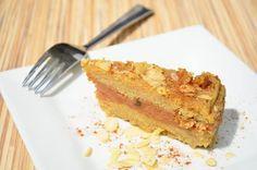 Jáhlový koláč s vůní podzimu – Dewii