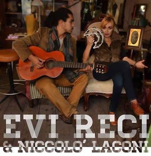 Evi Reci sings live tonight at Le Murate beginning at 10 PM, #free entrance! #florence www.florenceisyou.com