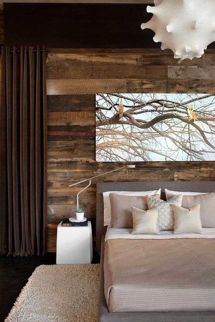 best 25+ wandverkleidung holz ideas on pinterest, Modern haus