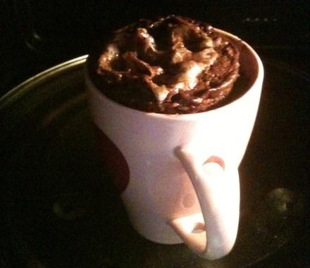 5-Minute Muffin in a Mug