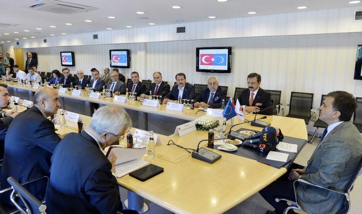 Türkiye-AB KİK üyelerinden ÇeliK'e ziyaret