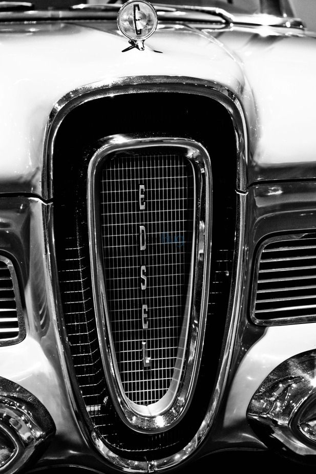 The Edsel. Remember these if you are over 55.