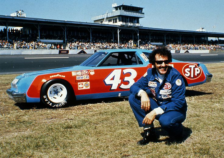 1979 Richard Petty wins his record seventh series championship, a mark that would be matched in 1994 by Dale Earnhardt.