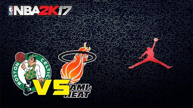 Boston Celtics vs Miami Heat|Facing All Demons|NBA Matchday Simulation|N...