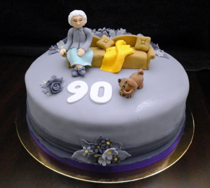7 best images about abuelos on pinterest the o 39 jays photos and anniversary cakes - Decoracion tartas fondant ...