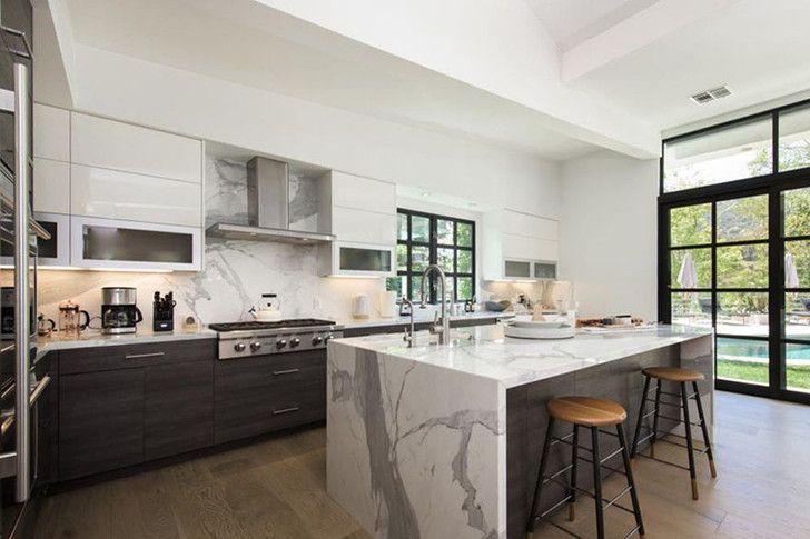 Lea Michele's Renovated $3.15 Million Home Epitomizes West-Coast Cool