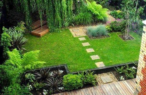 Come Arredare Un Giardino Giardino Fai Da Te Interessante Come