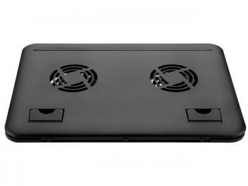 Suporte para Notebook com Cooler Duplo - Multilaser AC103