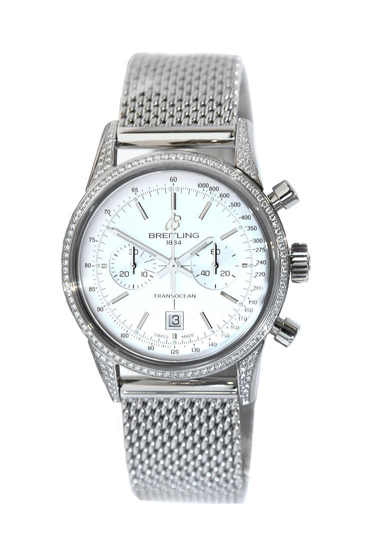 Breitling Ladies Transocean 38 Sale! Up to 75% OFF! Shop at Stylizio for women's and men's designer handbags, luxury sunglasses, watches, jewelry, purses, wallets, clothes, underwear & more!