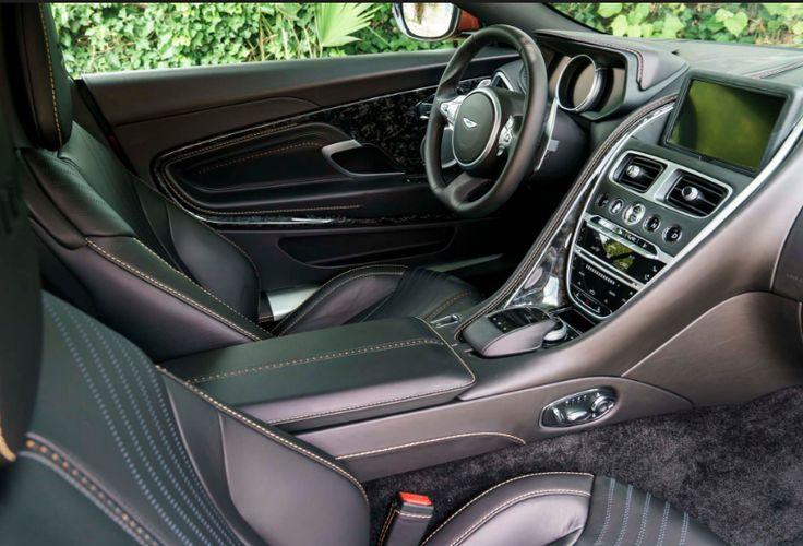 Aston Martin DB11 2017 Interior Design