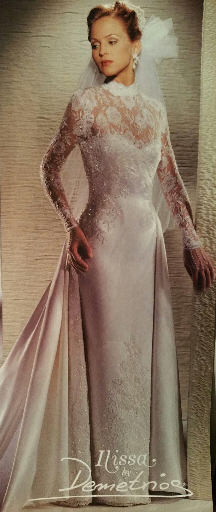 Galina signature wedding dress   best Weddings images on Pinterest  Short wedding gowns Bridal