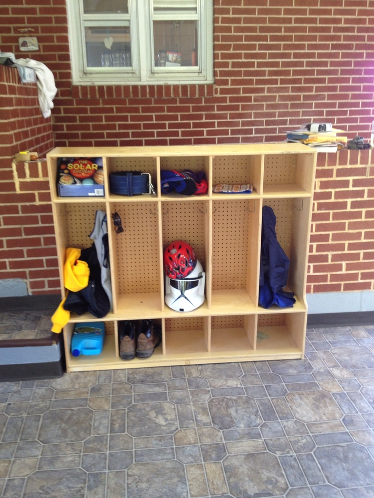Classroom Cubby Ideas ~ Wooden cubbies for classrooms wood designs mobile tray and