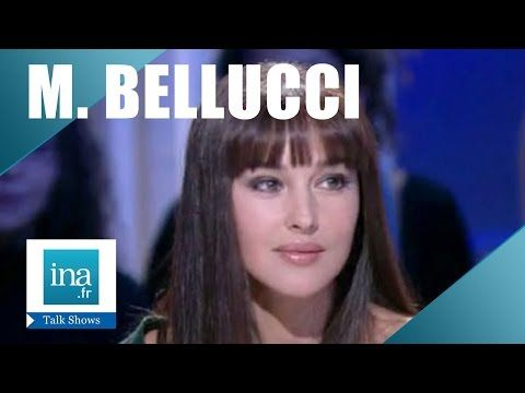 "Monica Bellucci ""Interview Vincent Cassel"" - Archive INA - http://maxblog.com/11957/monica-bellucci-interview-vincent-cassel-archive-ina/"