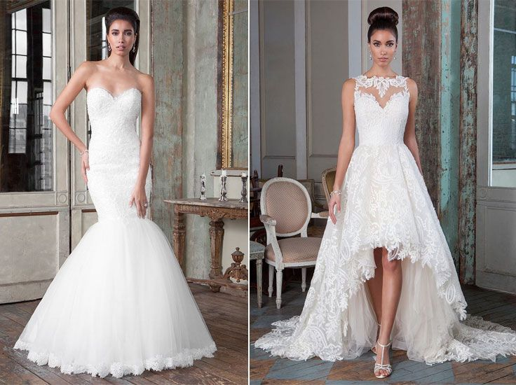 Justin Alexander Signature Spring 2016 Wedding Dresses