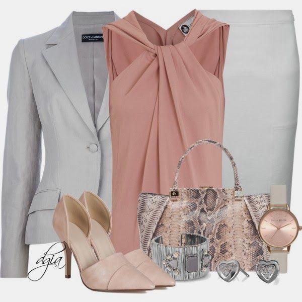 Pale Pink & Grey Palette will make Heather's eyes pop.