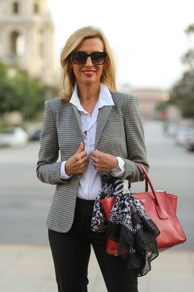 Our Milano blazer is the perfect womens blazer to dress up or down, think casual friday or business Monday - available on our web site http://www.jacketsociety.com/product/the-milano-blazer/