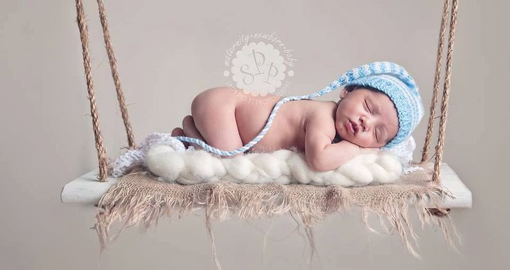 Country swing photography prop baby newborn prop by itsafind