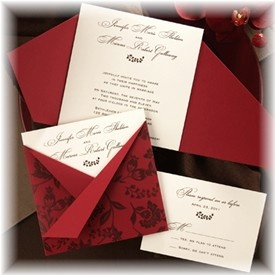 Cheap Carlson Craft Wedding Invitations