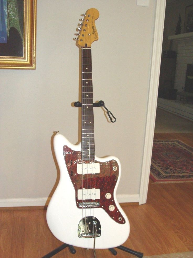 MINT Fender Squire Vintage Modified Jazzmaster with upgrade L@@K