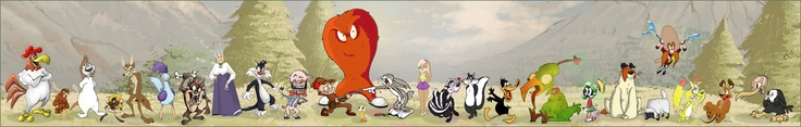 looney tunes group project by metalandy on deviantart