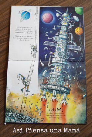Libros infantiles, rincón lector, winnie la bruja y sus aventuras; leyendo con peques. Kid's book, recomendations
