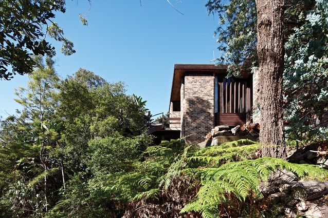 Ken Woolley's Baudish House found pristine after 50 years.
