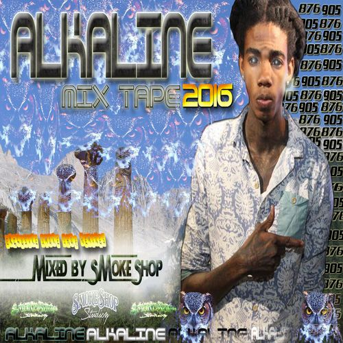 ALKALINE MIX CD BY SMOKE SHOP STUDIO/SMOKE SHOP PRODUCTIONZ,HIPHOP REMIXES EXCLUSIVE NEVER HEARD BEFORE REMIXES DONE EXCLUSIVELY BY SMOKESHOP,SMOKE SHOP MIXED ALKALINES ALBUM IN 2013 PROBLEM CHILD