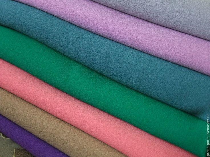 Купить -20% HАUTE COUTURE креп шерсть, Италия - итальянские ткани, Итальянская шерсть