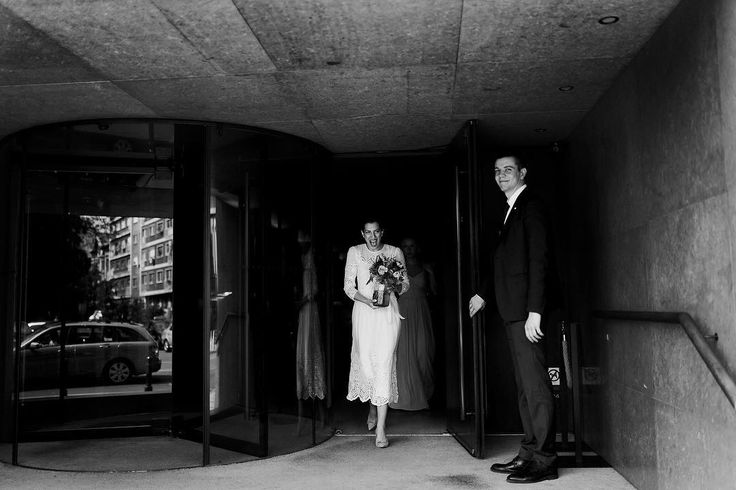 "260 gilla-markeringar, 9 kommentarer - Danilo and Sharon│Weddings (@daniloandsharon) på Instagram: ""10/30 ⭐️ June 3rd 2017 : Marijana exiting hotel on her way to say yes to Andrew... Her face makes…"""