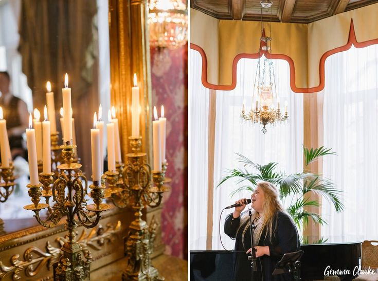 Sanna and Ville's Royal-Inspired Tampere Wedding