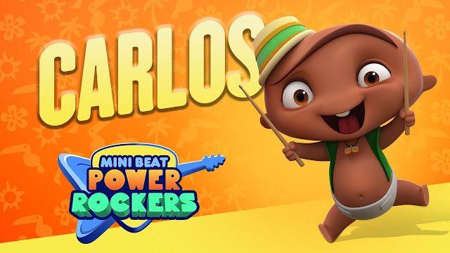 Ama Bailar Todo Lo Hace Con Ritmo Y Estilo único Conoce Al Talentoso Carlos El Baterista De Mini Beat Power Cumpleaños De Mini Feliz Cumpleaños Rockero Mini