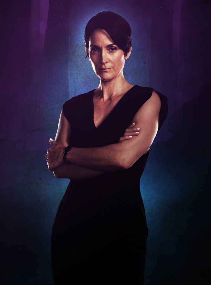 Carrie-Anne Moss as Jeri Hogarth