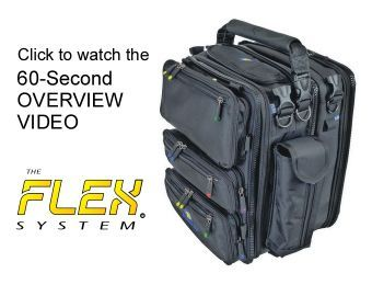 Pilot Flight Bags, Modular Gear Bags, Pick your parts - Build your bag - Brightline Bags