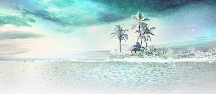 Last Minute auf die Malediven, bevor das Eis kommt.