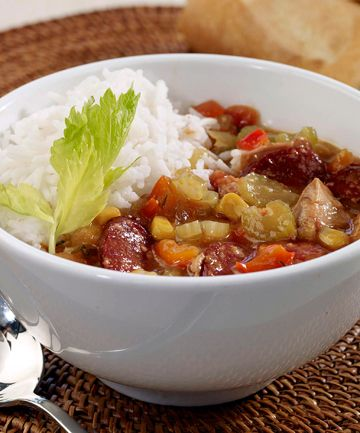 Cajun Chicken Soup