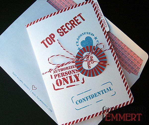83 best secret spy crafts images on pinterest parties for Spy crafts for kids