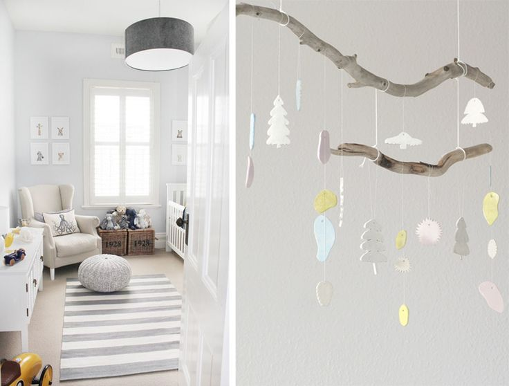 nursery-deco-scandinavian-habitacion_bebe-decoracion-infantil. By Ideas Macarena Gea blog
