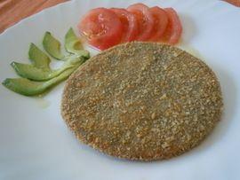Milanesas muy fáciles de hacer con mezcla de harina de soja y harina común